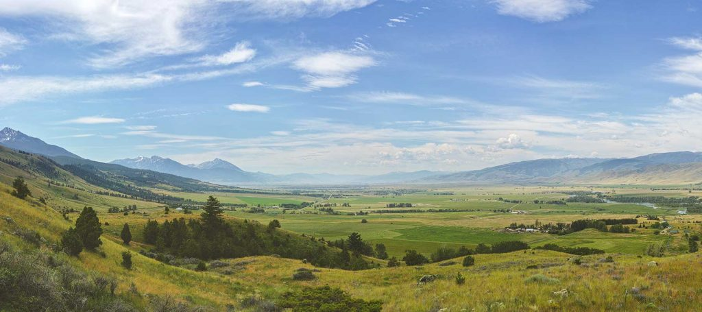 Ranches and Farms for Sale in Central Montana