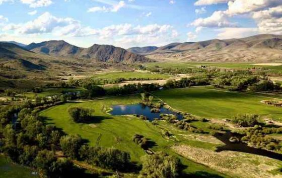 Large Ranch for Sale in Montana